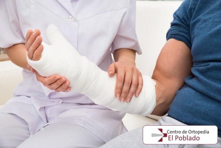 Imagen Cuidados que debemos tener con un yeso - Centro de Ortopedia El Poblado